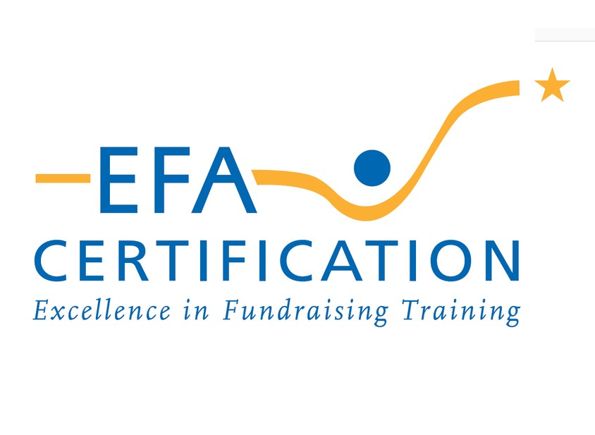 Efa Certification Efa European Fundraising Association