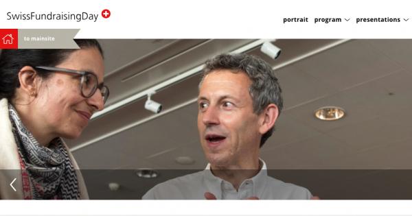 SwissFundraisingDay
