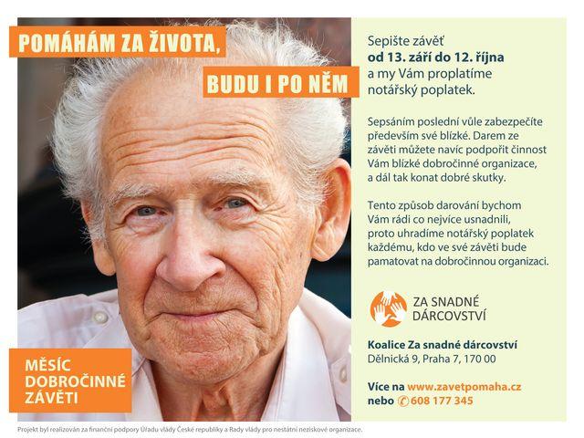 Czech charitable will week