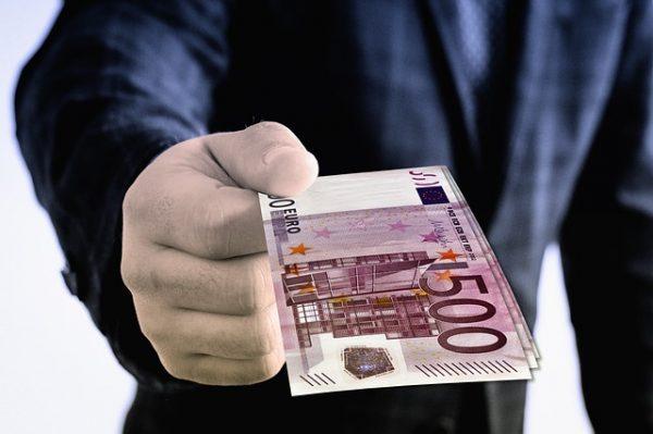 euro donation