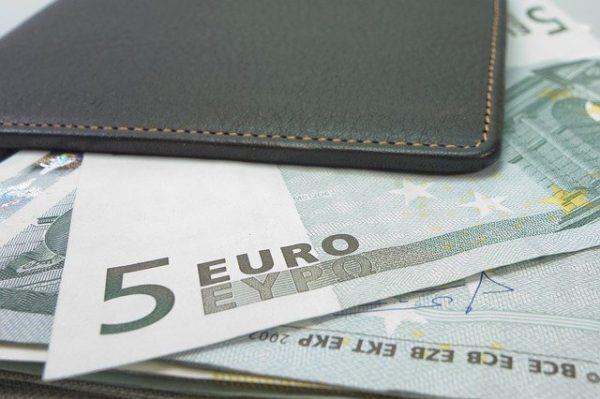 euros wallet