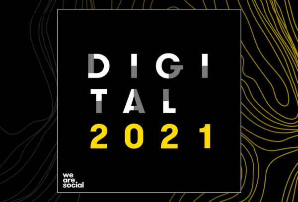 Digital 2021 report