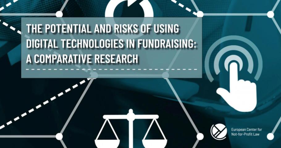 ECNL Digital Technologies report cover image