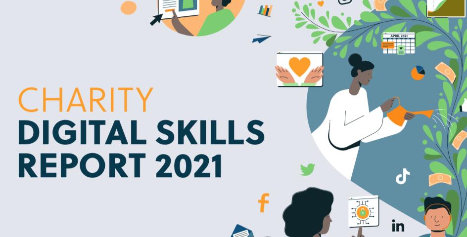 Charity Digital Skills Report 2021