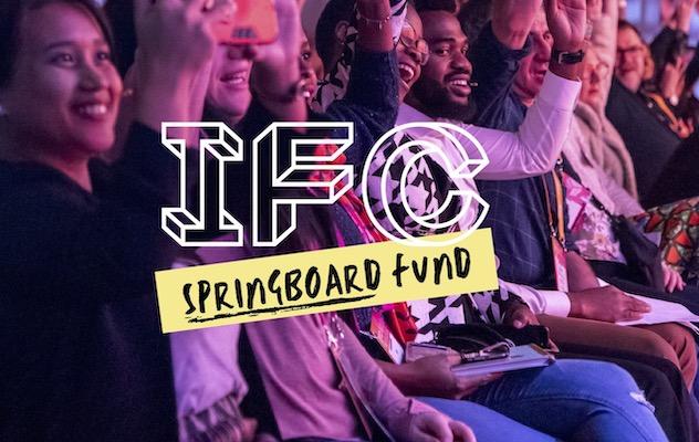 IFC delegates